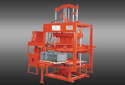 Global 640 S Hydraulic Block Making Machine