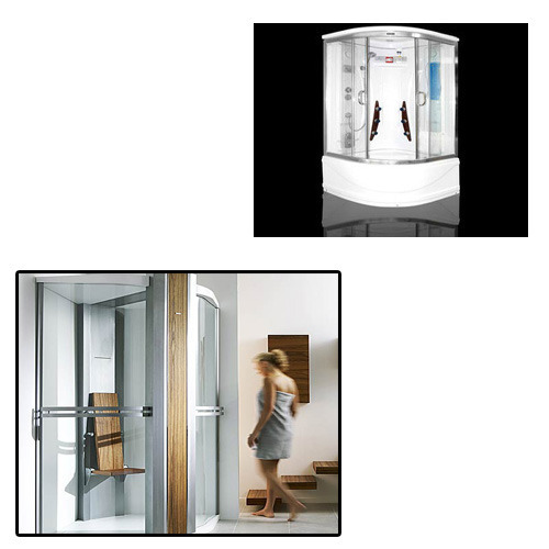 Steam Shower Room for Homes