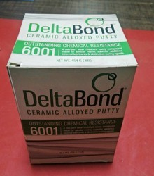 Ceramic Alloyed Putty Machinable Deltabond 6001 USA