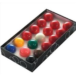 China Snooker Ball Set