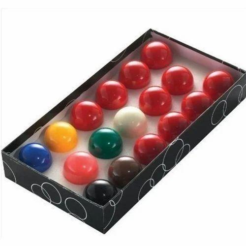 21 Balls Accessories China Snooker Ball Set Manufacturer