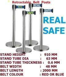 Retractable Belt Posts