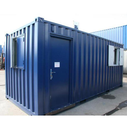 Office Containers - Portable Office Container Manufacturer from Mumbai