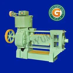 Jatropha Seeds Oil Extractor Machine