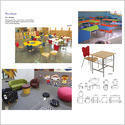 Pre - Nursery EDU 01 Candy Furniture