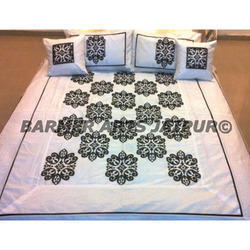 Silk Embroidery Bed Cover New Boota