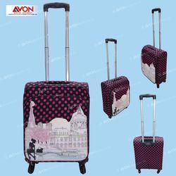Printed Luggage Bag