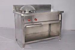 Rumali Roti Counter