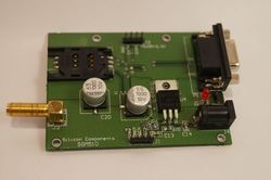 Low Cost GSM GPRS MODEM Board