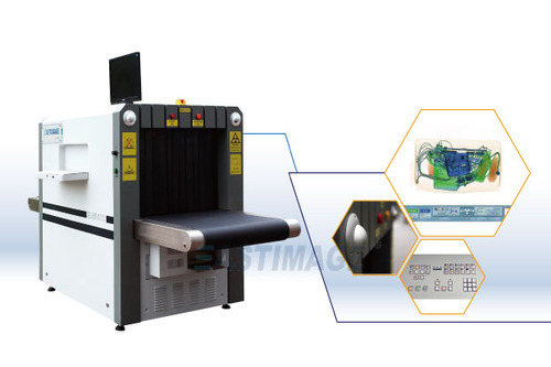 Security X Ray Machine and Baggage Scanner