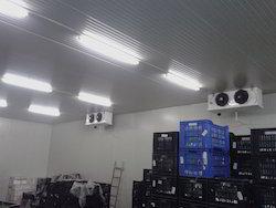 Mandarin Ripening Chamber