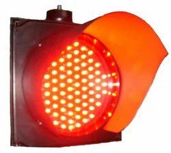 Amber LED Traffic Signal