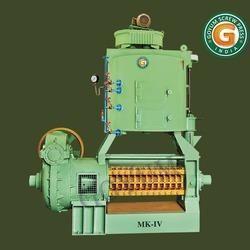 Canola Seeds Oil Extractor Machine