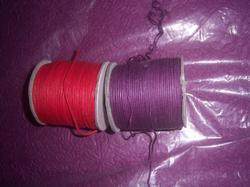 Waxed Cotton Cords In Custom Dyed Colors