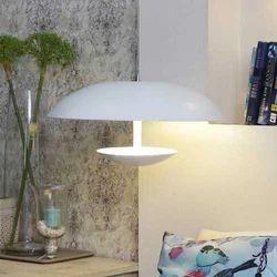 Crest White Pendant Lamp