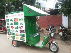 Food Supply Electric Vehicle