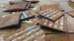 Mangnese Steel Plate Scrap