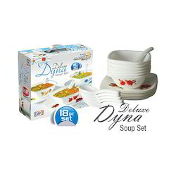 Dyna Deluxe18 pc Soup Set