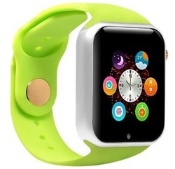 Neon Green Smart Wrist Watch