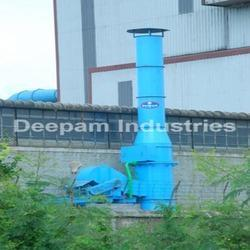 Wet Scrubber for Coal and Iron Industries