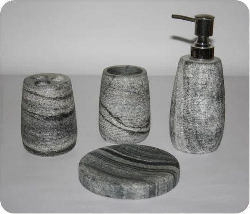 Marble bathroom accessories black marble bath - Black marble bathroom accessories ...