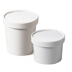 Paper Tube White Boxes