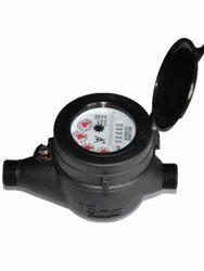 Multi Jet Plastic Water Meter