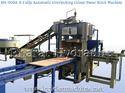 Fully Automatic Interlocking Colour Paver Block Machine