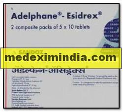 Adelphane Esidrex Medicine