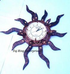 Vinatge Mini Wall Clock