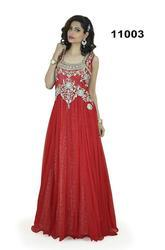 Ladies Net Gowns