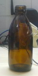 150 ml Amber Glass Bottle