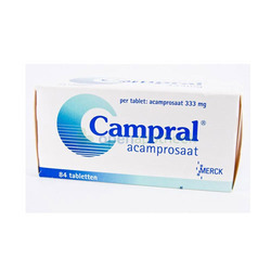 Acamprosaat Tablets