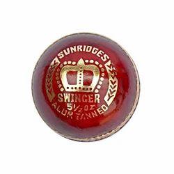 SS Swinger ( Alum Tanned) Cricket Ball