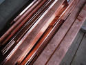 Industrial Copper Rods
