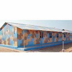 Defence - Prefab Buildings