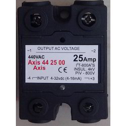 Double Phase Ssr 25 Amps -1