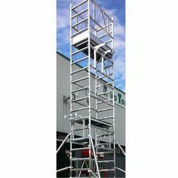 Various Degree Mobile Tower Ladder