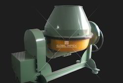 Stationary Machine For Mixing Concrete