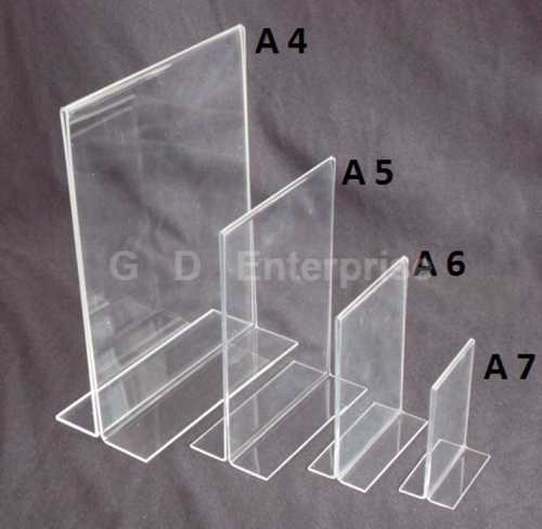 Acrylic Tent Card Holder Acrylic Offer Price Tag