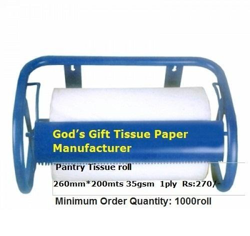 God's Gift Tissue Paper Manufacturers