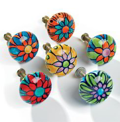 Ceramic Cupboard Knobs