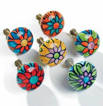 Ceramic Cupboard Knobs