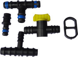 Lateral Irrigation Fittings