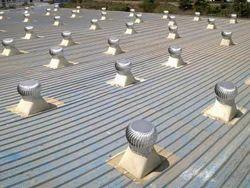 Roof Top Turbo Air Ventilator