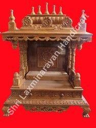 Teak Wood Customise Temple