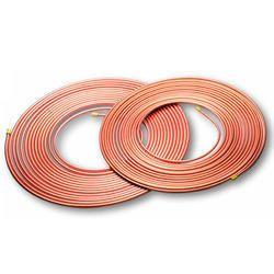 Copper Pan Cake Coil Tube