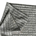 Knit Indigo Denim Coarse Gauge Fabrics