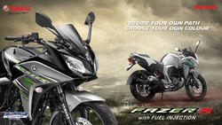 Yamaha Fazer FI Motorcycle