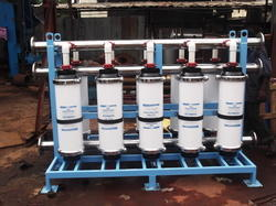 Skid Mounted RO Plant